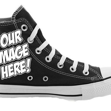 Custom Converse All Stars with your image/design