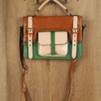 Canterbury Satchel Bag