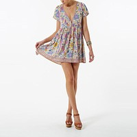 THE BABY DOLL BOHO DRESS