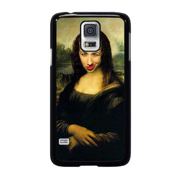 MIRANDA SINGS MONA LISA Samsung Galaxy S5 Case
