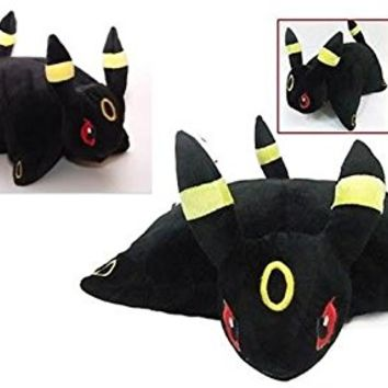 "Umbreon 16"" Soft Pillow Pet Black, 40CM"