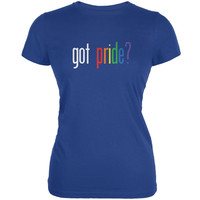 LGBT Got Pride Royal Juniors Soft T-Shirt