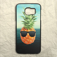 Pineapple Psych Ocean Samsung Galaxy S6 Case