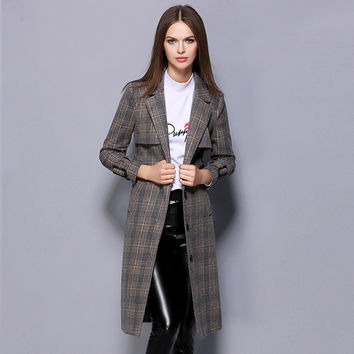 Winter Coat Stylish Vintage Slim Jacket [9585033674]
