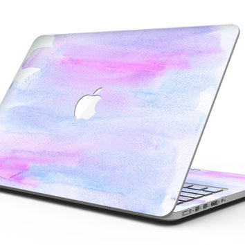 Tie Dyed Absorbed Watercolor Texture - MacBook Pro with Retina Display Full-Coverage Skin Kit