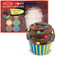 DECORATE YOUR OWN CUPCAKE BANK