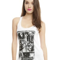 5 Seconds Of Summer Live Collage Girls Tank Top