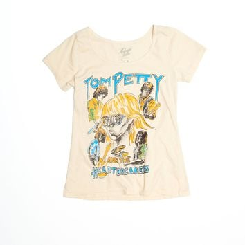 Tom Petty Cartoon Ballet Tee