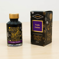 Diamine Shimmertastic Ink Purple Pazzazz