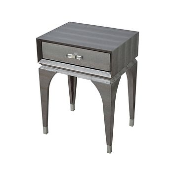 Black Mamba Accent Table