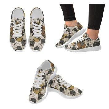 Pug Design 1 Men's Sneakers