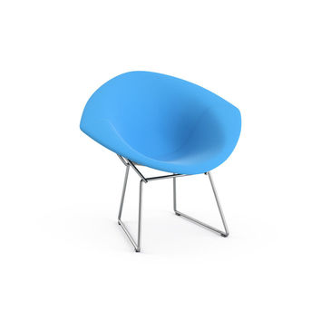 Knoll ® Bertoia Diamond Child's Chair with Full Cover