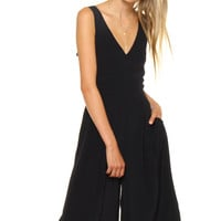 MinkPink All The Way Culotte Jumpsuit