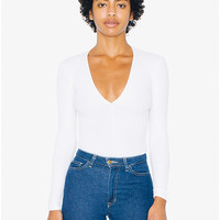 2x2 Rib Venture Top | American Apparel