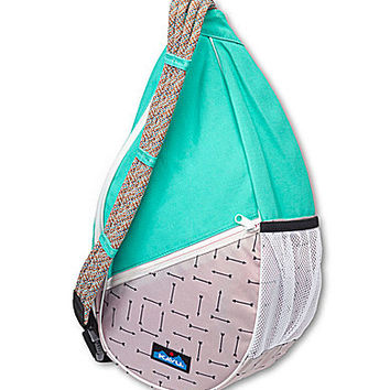 Kavu Paxton Pack Printed Sling Backpack from Dillard's | europe