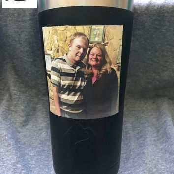 Personalized Picture Tumbler