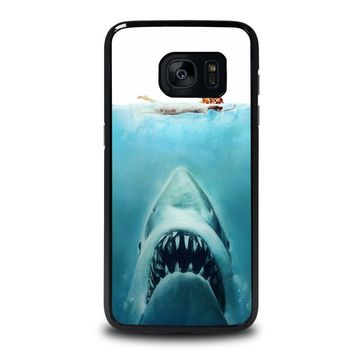 JAWS Samsung Galaxy S7 Edge Case Cover