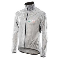 Sixs Waterproof Ultralight Jacket Clear, Motardinn
