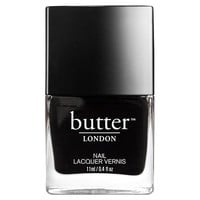 Brand New Butter London Nail Polish in Union Jack Black