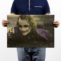 Dark Knight Joker Poster 20X14