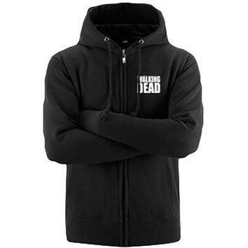 "The Walking Dead ""Daryl Dixon Wings"" Zip-Up Hoodie"