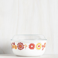 To Eats Their Own Baking Dish in Flora - Small | Mod Retro Vintage Kitchen | ModCloth.com