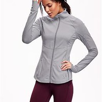 Compression Full Zip Jacket