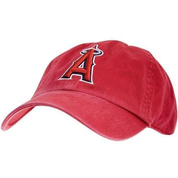 ICIK8UT Anaheim Angels Logo Adjustable Baseball Cap