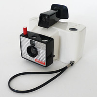 Polaroid Land Camera Swinger Model 20 Vintage Instant Camera