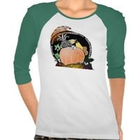 GIVE THANKS TEE SHIRT from Zazzle.com