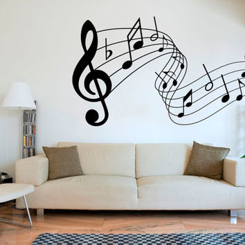 Music Wall Design