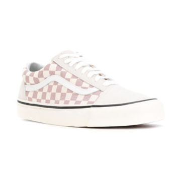 Vans Checked Sneakers - Farfetch