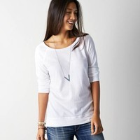 AEO LONG SLEEVE T-SHIRT