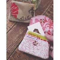 Valori Wells Pattern-Little Wallet