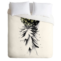 Deb Haugen Pineapple 1 Duvet Cover