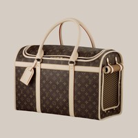 Dog Carrier 50 - Louis Vuitton - LOUISVUITTON.COM