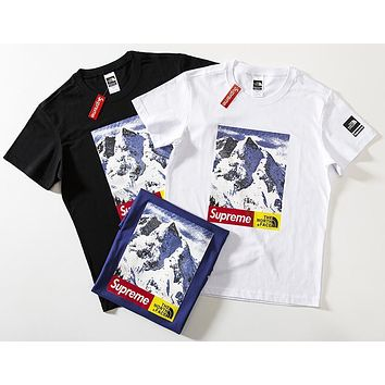 The North Face X Supreme Men T-Shirt