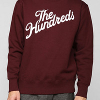The Hundreds Classic Logo Pullover Sweatshirt - Urban Outfitters