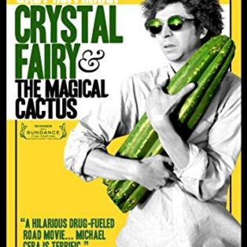 Michael Cera & Gaby Hoffmann & Sebastián Silva-Crystal Fairy & The Magical Cactus