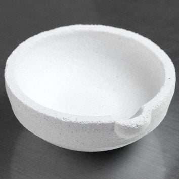 2015 New Silica Melting Melt Cauldron Crucible Dishes Pot Casting For Gold Silver Platinum Refine Free Shipping