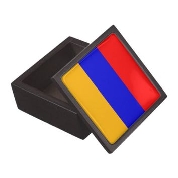 Armenian Flag Premium Gift Box