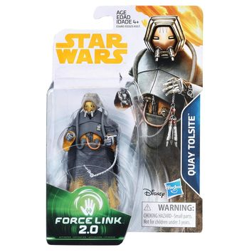 Quay Tolsite Force Link 2.0 Solo A Star Wars Story 3.75 Inch Figure