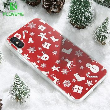 Christmas Designed Cellphone Case For iPhone