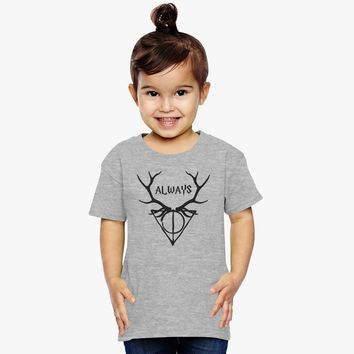 Always - Harry Potter Toddler T-shirt