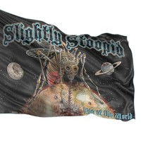 Slightly Stoopid Official Online Store Top Of The World 3 x 5 ft Flag
