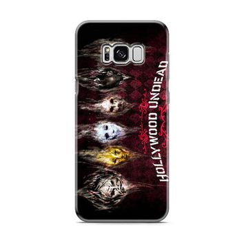 Hollywood Undead Band Samsung Galaxy S8 | Galaxy S8 Plus Case