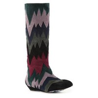 Irregular Choice The Twizzler Boot