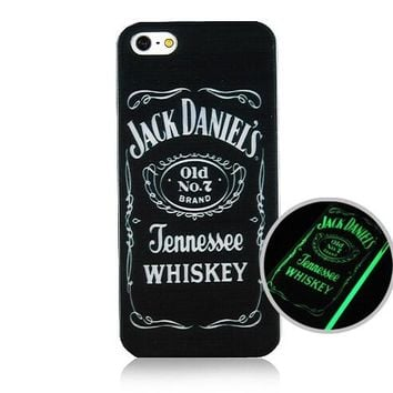 iPhone 7 Glow In The Dark Cell phone case cover for Iphone 4,4S,5,5C,5S,6,6s (4.7),6 plus,6s plus (5.5)