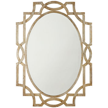 MIRROR, MIRROR ON THE WALL – SILVER