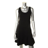 Marc by Marc Jacobs Womens Ponte Seamed Casual Dress